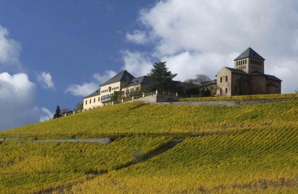 Weinberge Schloss Johannisberg Riesling Berenauslese