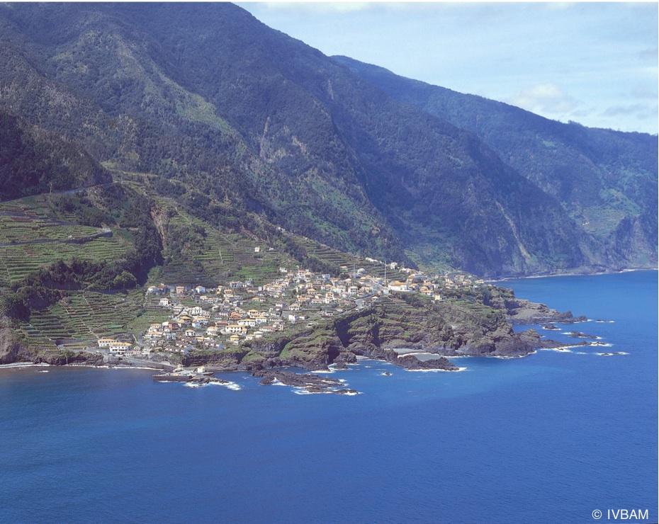 Norden von Madeira