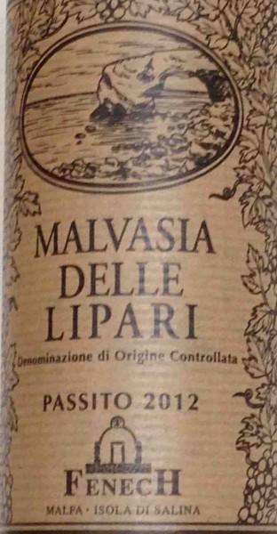 Fenech Malvasia delle Lipari