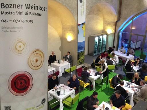 Bozner Weinkost 2015
