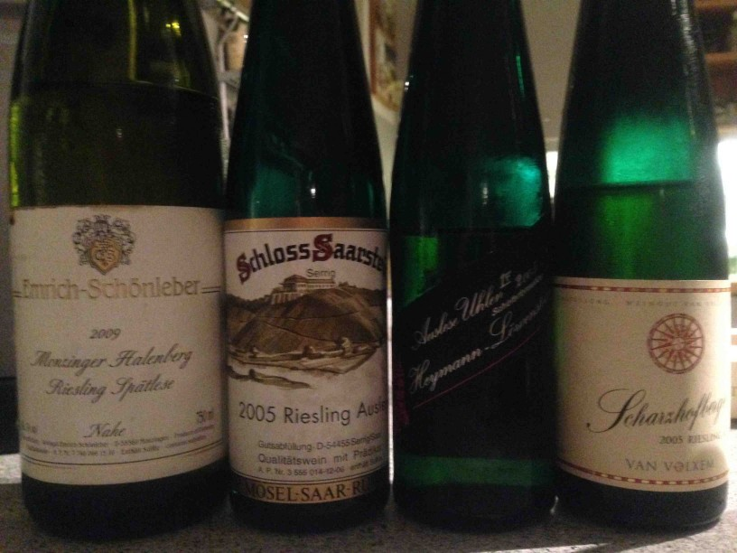 Deutsche Top-Rieslinge